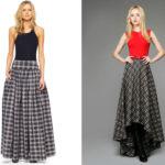 Особенности выбора юбки